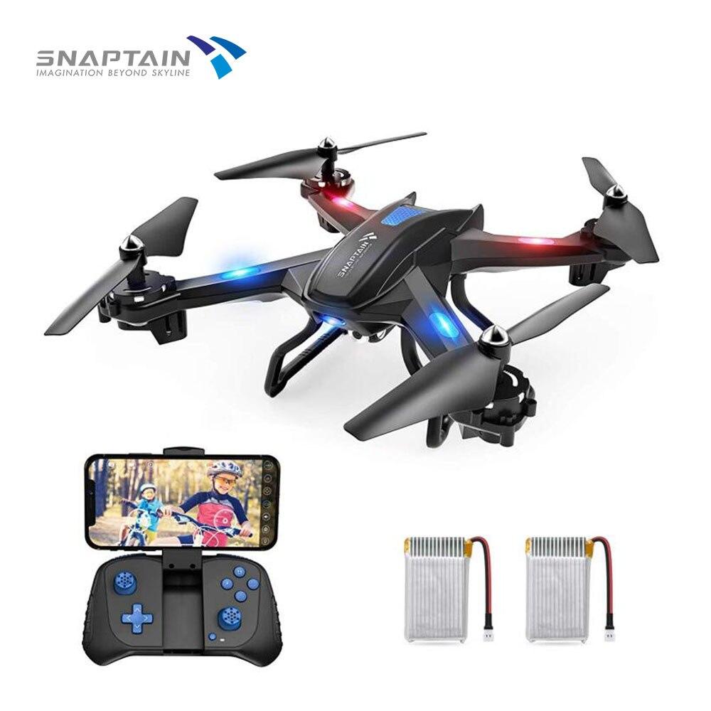 SNAPTAIN S5C Дрон Wi Fi FPV 720P HD Дрон камера Голос с контролем гравитационного датчика функция RTF один ключ взлет посадки для ребенка|Дроны с камерой|   | АлиЭкспресс