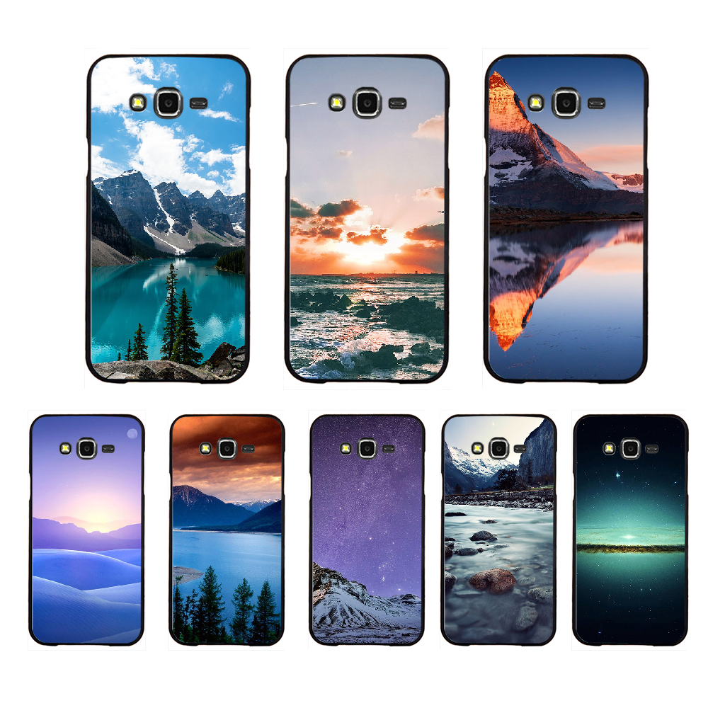 Nbdruicai Nice Retina Wallpaper Luxury Unique Design Phone Cover For Samsung Galaxy J7 J8 J3 J4 J5 J6 Plus 2018 Prime Phone Case Covers Aliexpress