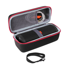Carrying Travel Protective Case for JBL Flip 5 Wireless Bluetooth Speaker Waterproof Hard Shell Portable Carry Storage Case
