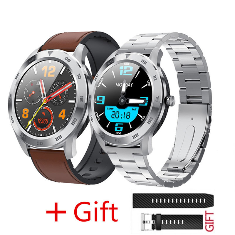 DT98 Smnartwatch IP68 Waterproof Smart Watch Bluetooth Call ECG Blood Pressure Men VS Huawei Watch gt Full Touch Screen|Smart Watches|   - AliExpress