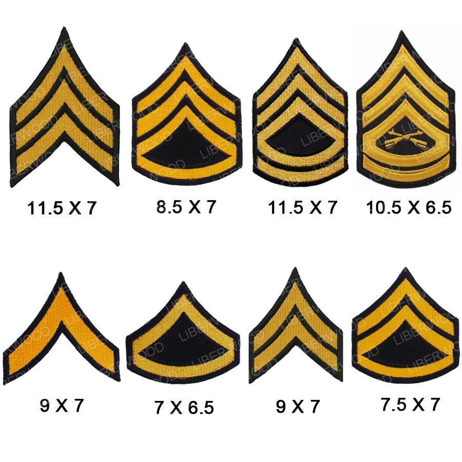 Senior Master Sergeant SMSgt stripes