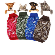 Christmas Pet Sweater Dog Clothes for Dogs Soft Clothing for Dog Summer Chihuahua Clothes Comfotable Outfit Dachshund for Gatos(China)