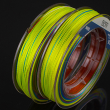 Braided Fishing Line 9 Strands PE Super Strong Durable Fish Wire Carp Lake Supplies Multicolor 100M 2019 New