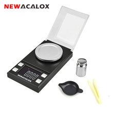 Newacalox 50 г/100 г * 0001 lcd Цифровые весы для ювелирных