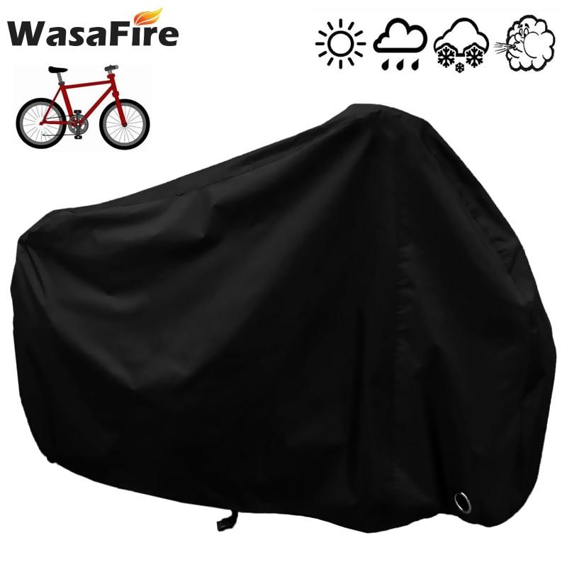 Чехол для велосипеда 210T, пылезащитный чехол для велосипеда на открытом воздухе, защита от солнца, дождя, для скутера, мотоцикла, MTB, защитный ...