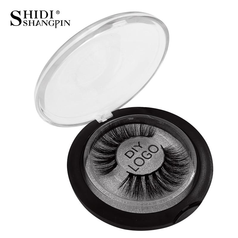 70 boxes customized packing eyelashes free shipping