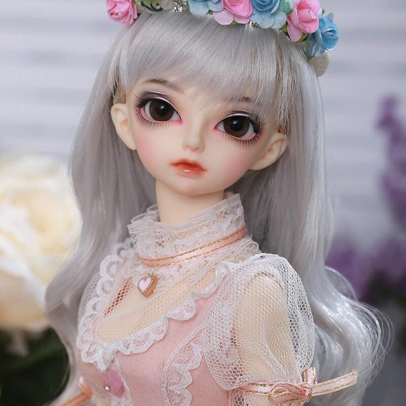 Fairyland Minifee Ryeon 1/4 BJD poupée MNF fille corps jouets pour filles enfants amis