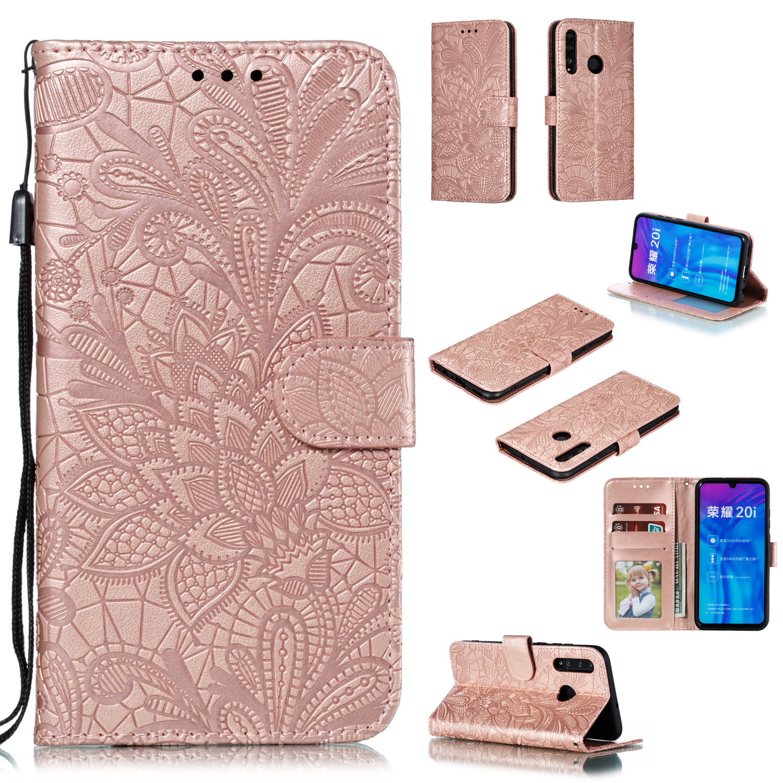 Étui portefeuille à rabat en cuir pour Huawei P40 P30 Pro P Smart Z 2019 Y5 Y6 Y7 Prime Y9 2019 2018 Honor 10 20 Lite 9S 9A housse