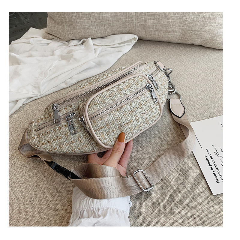Belt Chest-Bags Outdoo-Belt-Bag Fanny-Pack Bum Mobile-Phone Traveling Waterproof Fashion