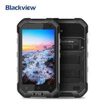 Blackview 90 novo usado telefone bv6000 ip68 à prova dbvágua smartphone 3gb + 32gb mt6755 octa núcleo 13mp câmera 4500mah telefone móvel