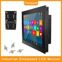 Feosaid 173 дюймовый Встроенный промышленный ЧПУ компьютер core