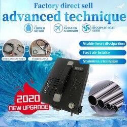12В 4500psi 300bar 30mpa PCP воздушный компрессор, в том числе 220В трансформатор мини PCP насос транспортного средства высокого давления кислородный бал...