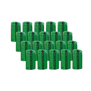 Image 3 - 4/8/20PC PKCELL 2/3AA 650MAH 1.2V NIMH Rechargeable batteries 2/3 aa battery flat top for soldering Shaving razor  solar light