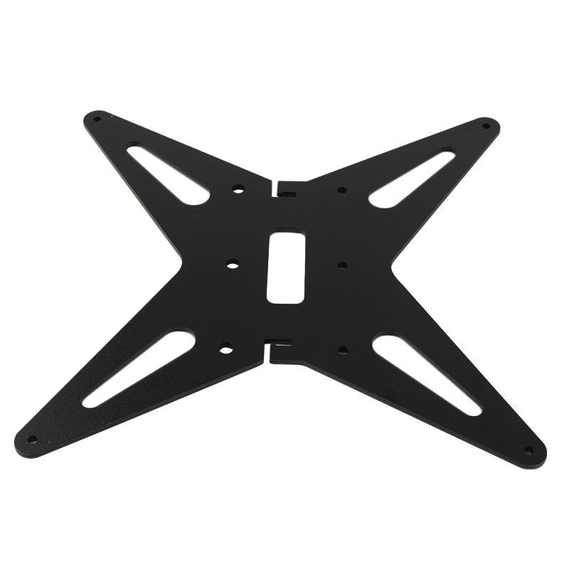 3D Printer Accessories Platform Hot Bed Bracket Support Plate 4mm for Creality CR-10 10S