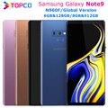 Samsung Galaxy Note9 N960F 128GB & 512GB Anmerkung 9 Original Entsperrt LTE Handy Exynos Octa Core 6.4