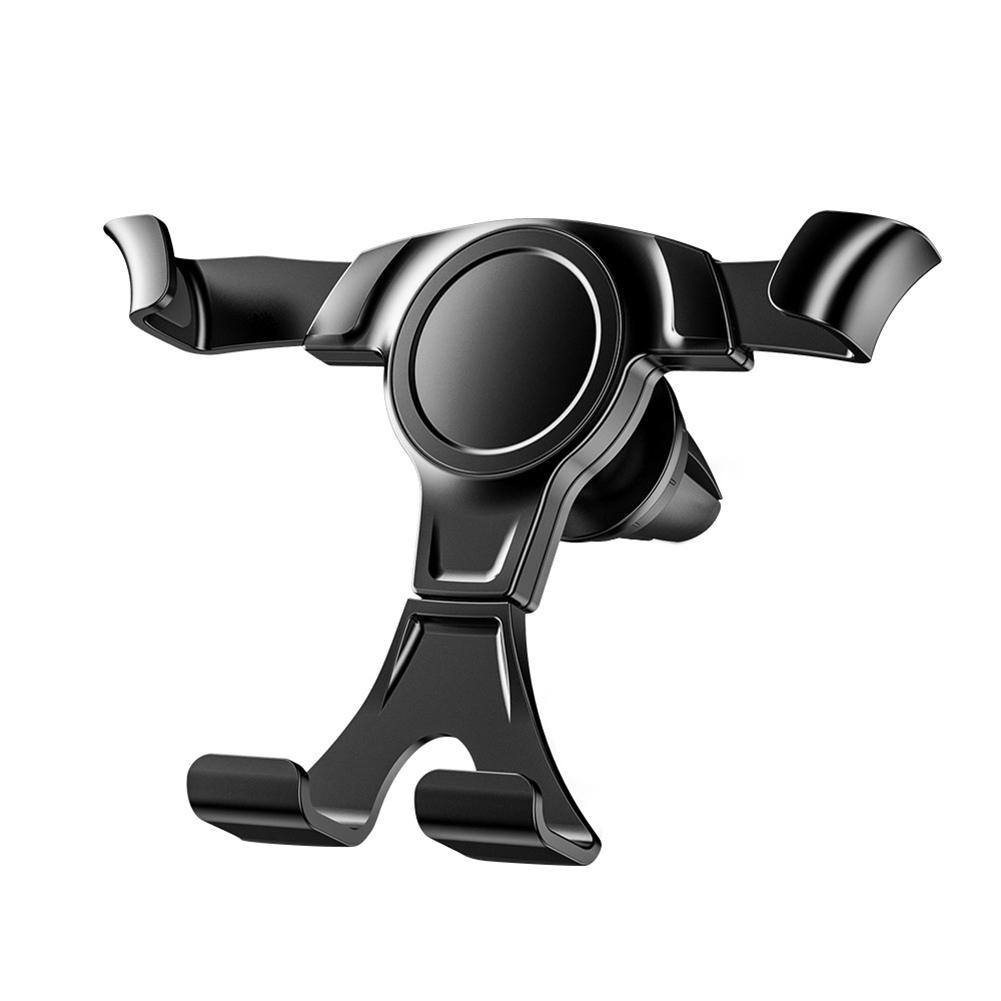 New Arrival Gravity Car Phone Holder Air Vent Mount Stand Cradle For GPS Samsung Huawei