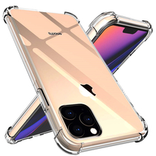 Akcoo Anti-Sratches  TPU Gel Soft Bumper Rubber Protective Case for iPhone 5 6 7 8 Plus XS XR Cover for iPhone 11 Pro Max Case стоимость