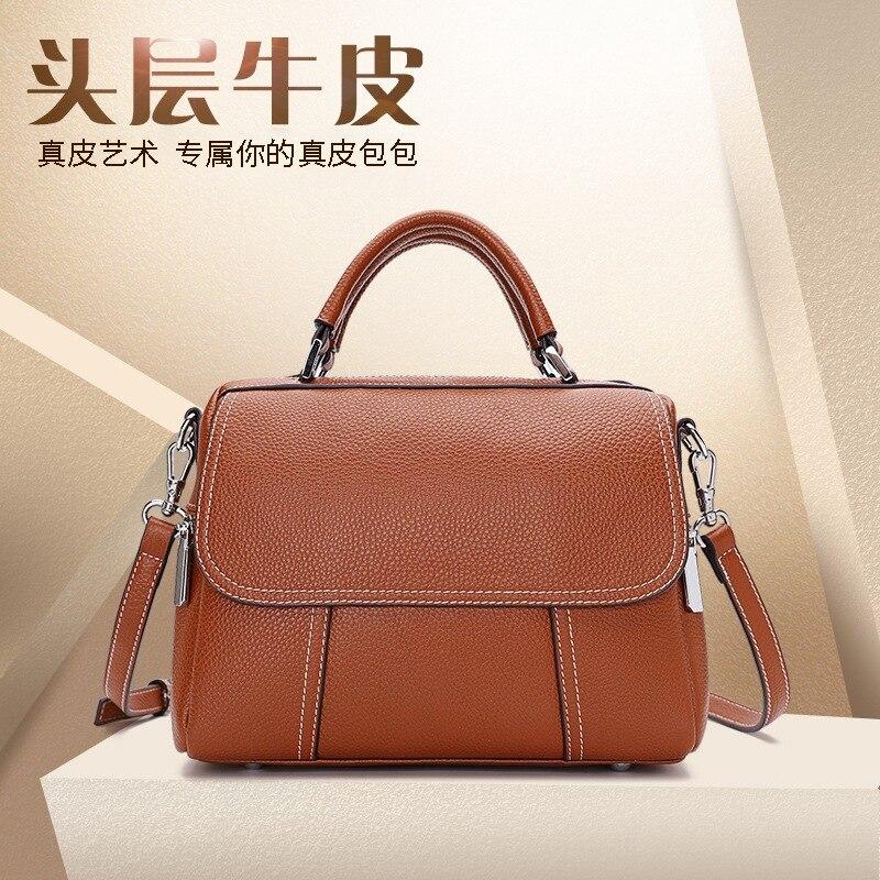Handbag New Leather Bag Shoulder Bag Ladies Bag