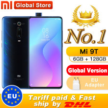 Xiaomi 9T 6GB 128GB Mi-9t Redmi-K20 NFC Quick Charge 3.0 Octa Core Fingerprint Recognition