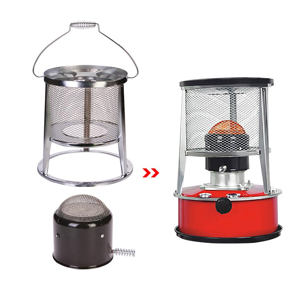 1pc Cooker Household Kerosene Stove Heating Indoor Heating For Outdoor Camping Accessories Kitchen Utensils Drop Shipping