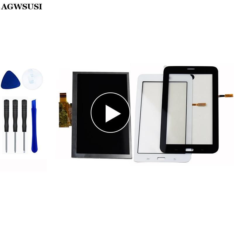 Samsung Galaxy Tab 3 Lite 7.0 SM-T110 Replacement LCD Screen Display