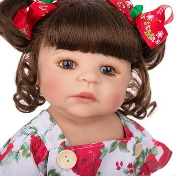 Кукла-младенец KEIUMI 22D01-C321-H29-T23 6