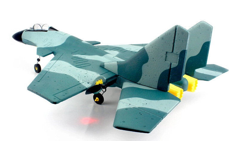 F 15 Model Aircraft Model Remote Control Aircraft Glider Fixed-Wing Remote Control Toy Remote Control Aircraft