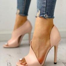 2020 Women Pumps shoes woman Fashion Sex