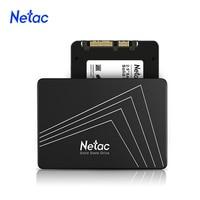 Netac SSD 240 gb 2,5 hdd ssd SATAIII SSD de 1tb 120gb 128gb 256gb 480gb 512gb 960gb disco duro de 1tb disco de estado sólido interno para PC