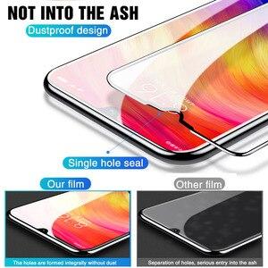 Image 2 - Gehärtetem Glas Für Xiaomi Redmi hinweis 5 6 7 Pro Screen Protector Redmi 5A 6A 6 Pro 5 Plus Glas schutz Glas Auf Redmi hinweis 7