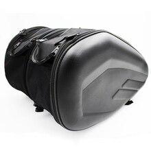 Один комплект водонепроницаемых мотоциклетных седельных сумок шлем мото Боковая Сумка хвост багаж чемодан Мотор велосипед топливный бак сумки седло сумки SA212