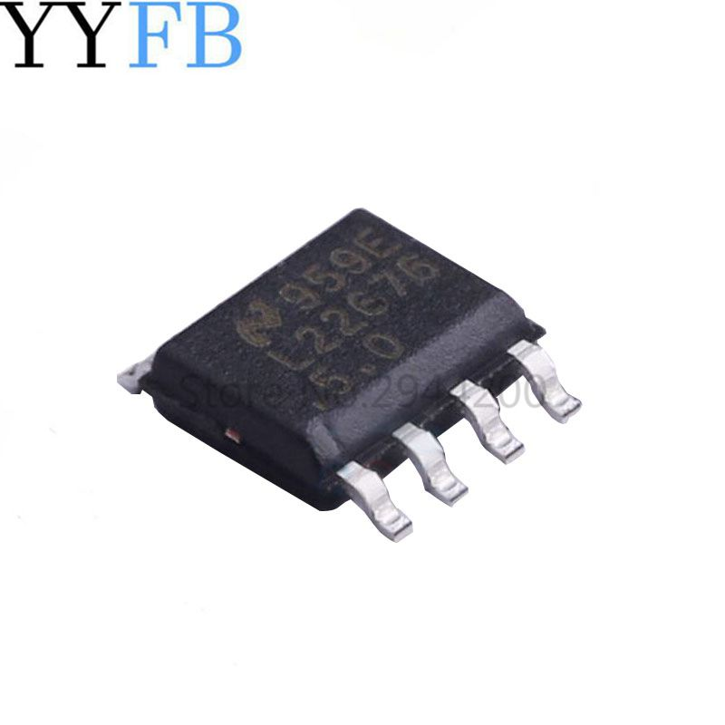 LM22676MRX-5.0 LM22676-5.0 LM22676 SOP8 Switching Regulator 22676