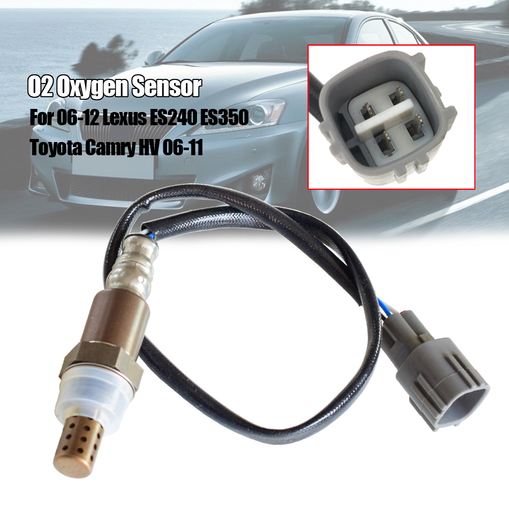 89465-33440 8946533440 89465 33440 Front 4 Wire Oxygen Sensor For 06-12 Lexus ES240 ES350 For Toyota Camry HV 06-11