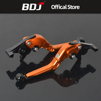 BDJ For Yamaha XMAX250 XMAX300 XMAX400 Moto Adjustable Motorcycle Brake Clutch Levers