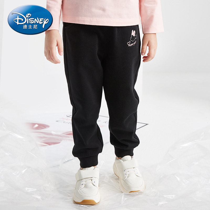 Disney Girls Knitted Pants Baby Boy Clothes Girl Winter Boys Toddler Kids Dresses for