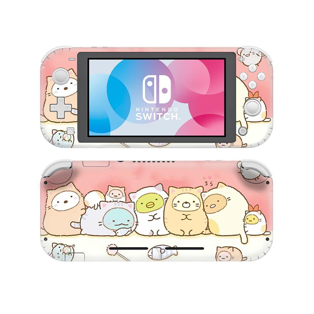 Sumikko Gurashi NintendoSwitch Skin Sticker Decal Cover For Nintendo Switch Lite Protector Nintend Switch Lite Skin Sticker