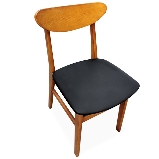 Ash Wood Dining Chair 5