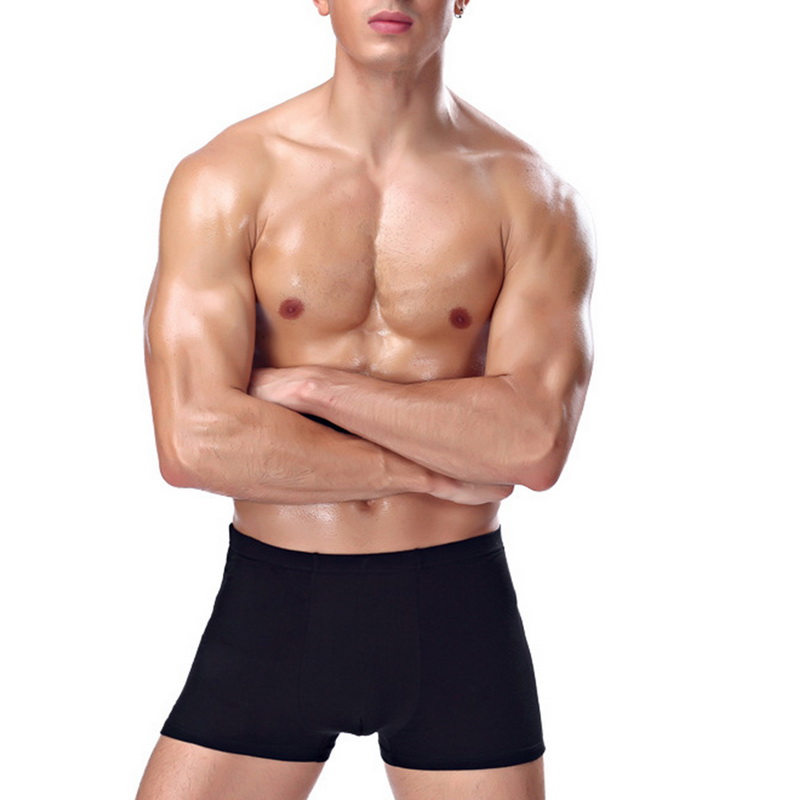 Men's Panties Short Breathable Shorts Boxers Underwear Men Cotton Boxers Shorts Home Underpants Men Underwear Boxer