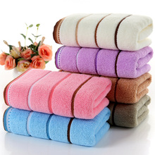 цены Hot Sale 100% Cotton Absorbent Towel Face Hand Towel Bathroom Soft Cloth Wipe Towel Quick-dry Home Terry