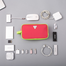 Portable Travel Electronic Accessories Digital Cable Storage