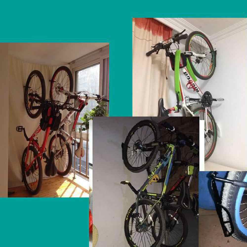bike rack garage wall mount bike hanger vertical universal bike hook with screws bicycle accessories