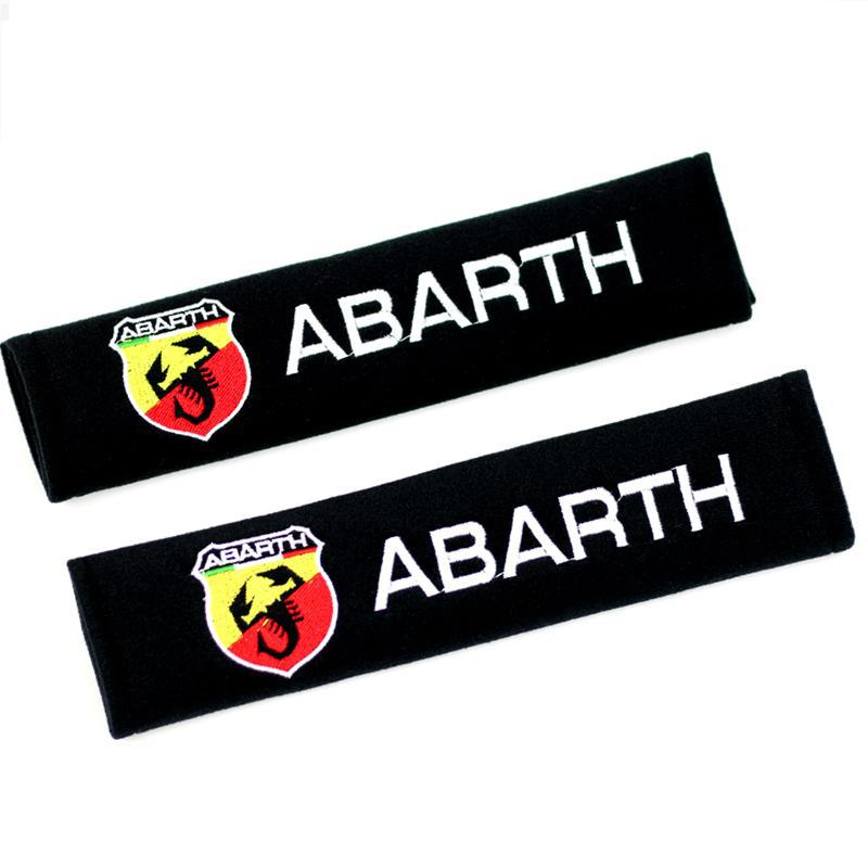 Suitable For Abbas Abarth Alpha Audi Interior Trim Set Within Decorations Safety Belt Shoulder Sleeve All