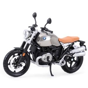 Image 1 - Maisto 1:12 R nineT Scermber R1200GS Ninja H2R 1199 1290 Super Duke R S1000RR Z900RS YZF R1 Diecast Legierung Motorrad Modell spielzeug
