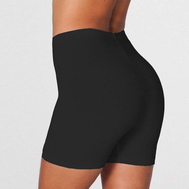 Summer vintage high waist shorts women sexy biker shorts short feminino cotton neon green black shorts sweatpants 2