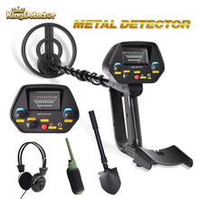 MD-4080 Metal Detector Underground Gold Detector Metal Length Adjustable Treasure Hunter Seeker Portable Hunter Detector orignal md 6350 metal detector professional underground gold detector md6350 with yellow and green color
