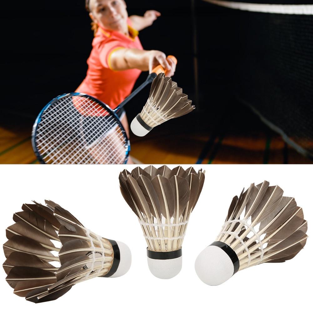 12 pcs Training Exercise Nylon Shuttlecocks Birdies Badminton Ball Game Sport