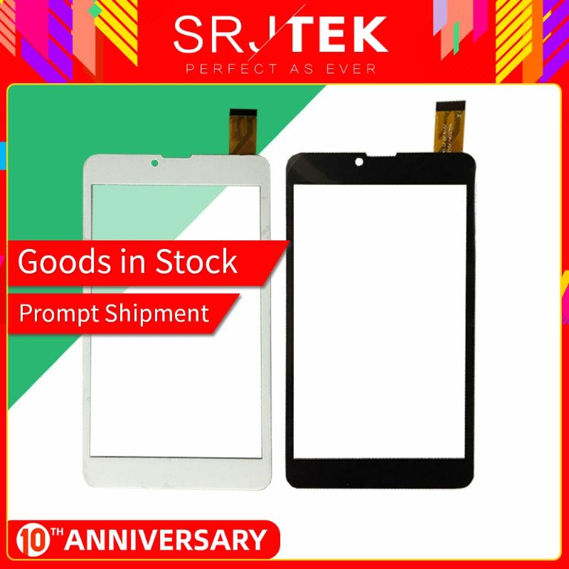 Srjtek <font><b>7</b></font>'' Inch Tablet Capacitive Touch <font><b>Screen</b></font> Replacement For <font><b>BQ</b></font> <font><b>7010G</b></font> <font><b>Max</b></font> 3G YJ371FPC-V1 Tablet Digitizer External <font><b>screen</b></font> image