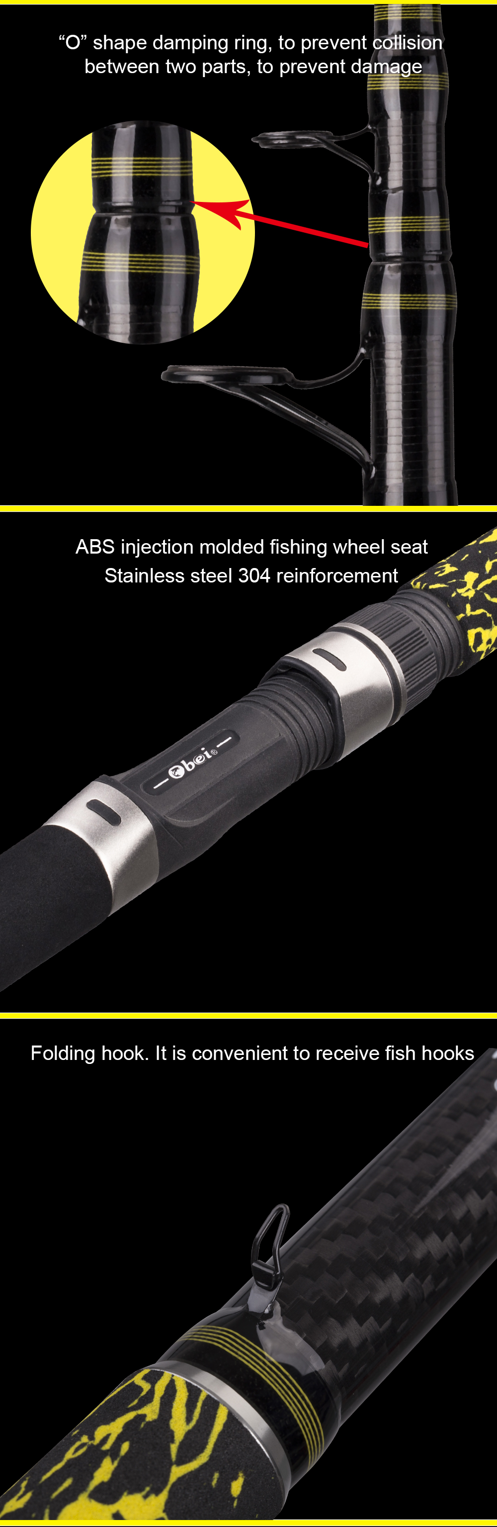 Best Fishing rod telescopic
