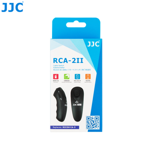 Image 5 - JJC RCA 2II Cable Switch For Ricoh GR III/GR II/GR/GR DIGITAL IV/GR 800SE/Theta S Cameras Replaces Ricoh CA 3