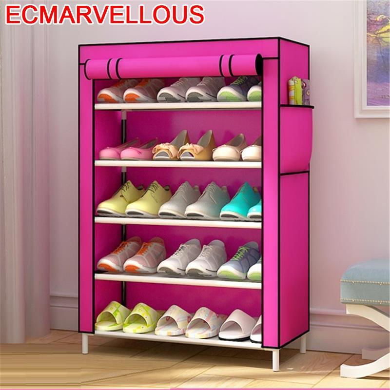 Meuble Rangement Porta Scarpe Ayakkabilik Organizador De Zapato Moveis Zapatero Scarpiera Furniture Mueble Cabinet Shoes Rack
